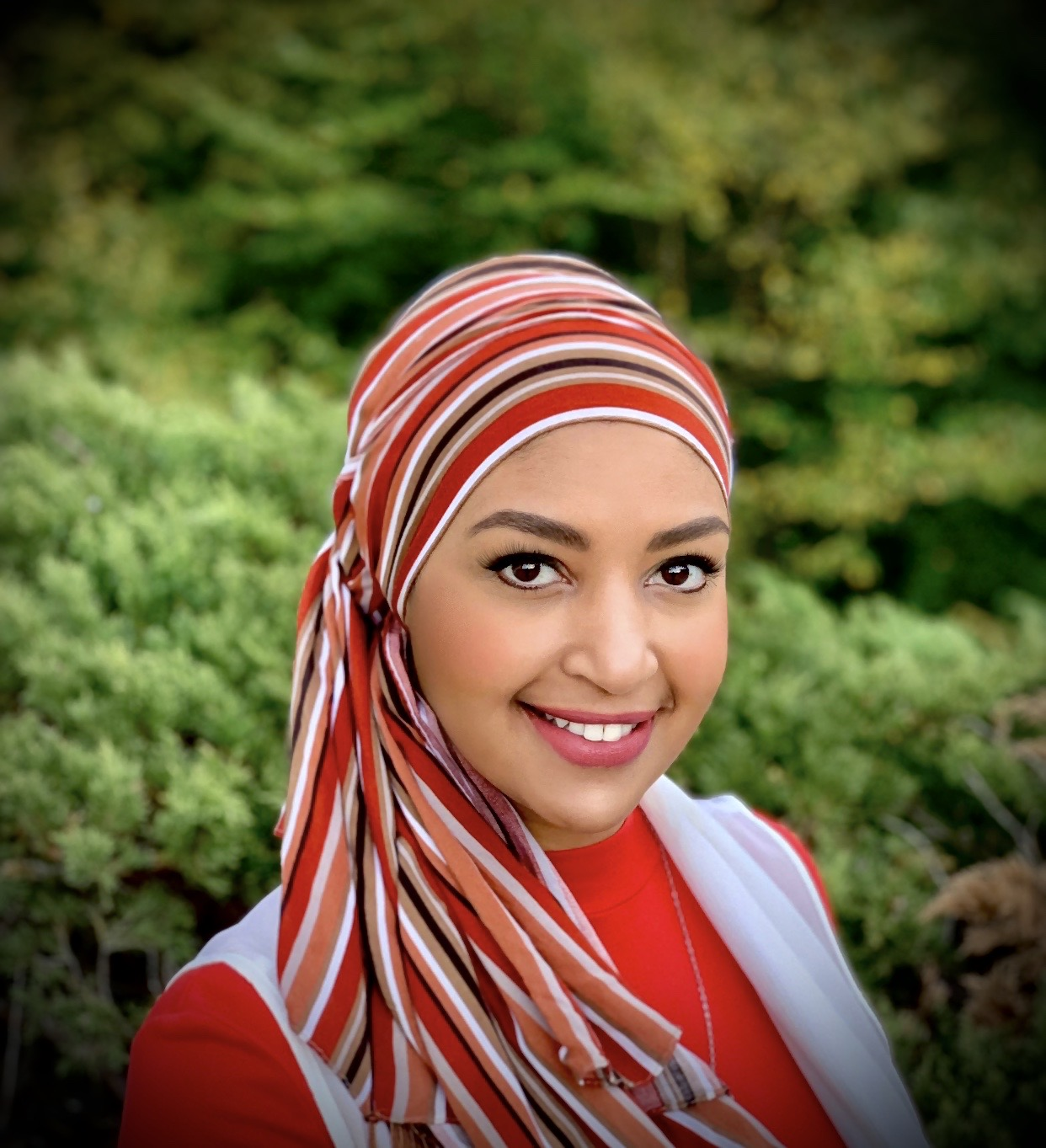 Zainab Jackson MS, NCC, LCPC
